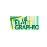 Flat 4 Graphic